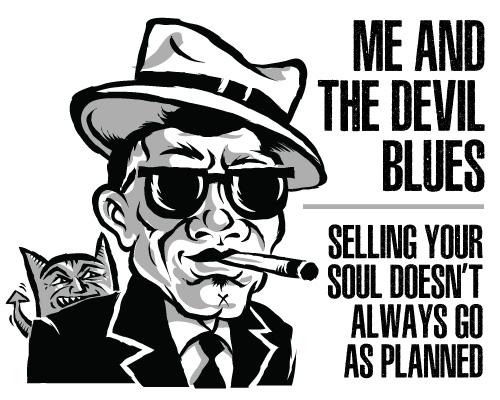 blues comic strip